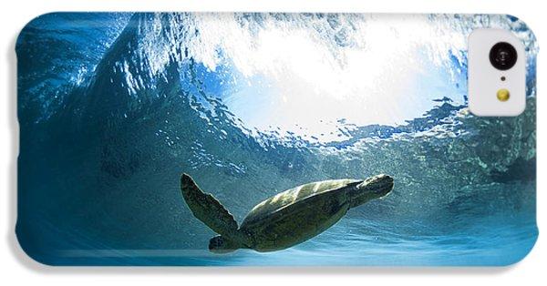 Pipe Turtle Glide IPhone 5c Case