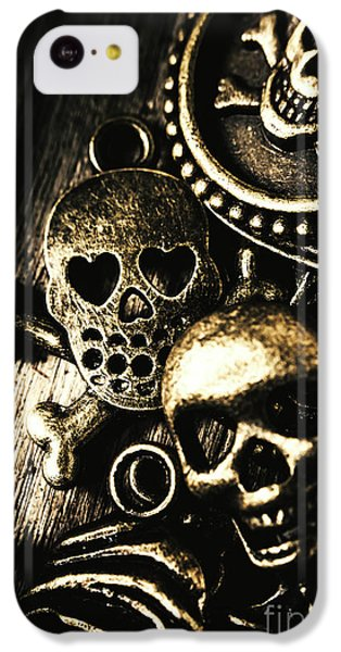 IPhone 5c Case featuring the photograph Pirate Treasure by Jorgo Photography - Wall Art Gallery
