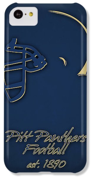 Pitt Panthers IPhone 5c Case by Joe Hamilton