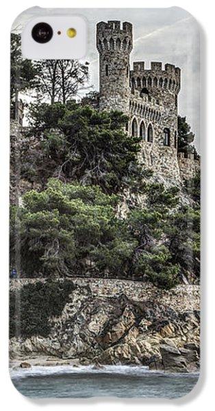 Plaja Castle, Lloret De Mar IPhone 5c Case