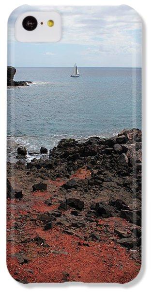 Playa Blanca - Lanzarote IPhone 5c Case by Cambion Art