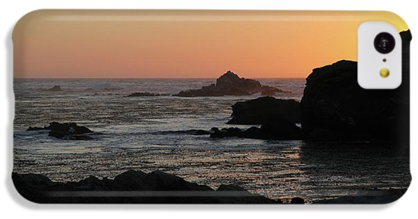 Point Lobos Sunset IPhone 5c Case