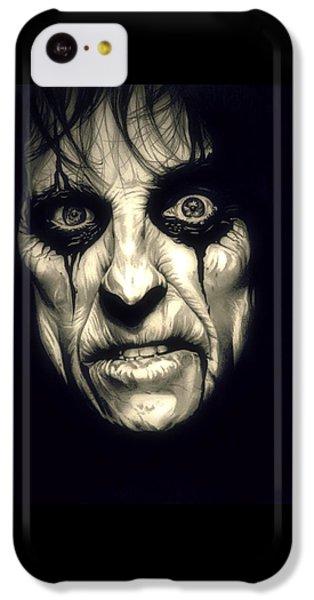 Poison Alice Cooper IPhone 5c Case