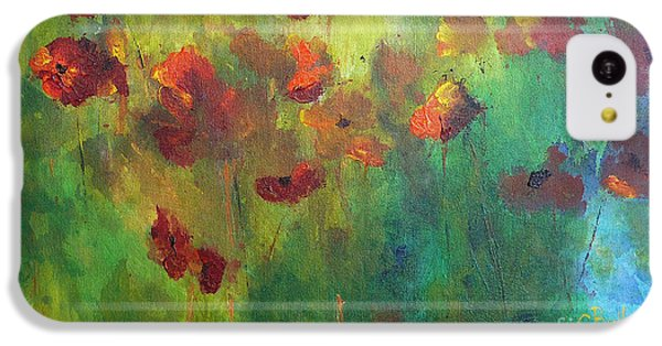 Poppies IPhone 5c Case