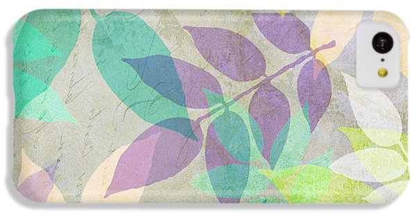 Poppy Shimmer IIi  IPhone 5c Case by Mindy Sommers
