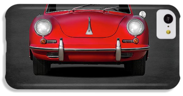Porsche 356 IPhone 5c Case by Mark Rogan