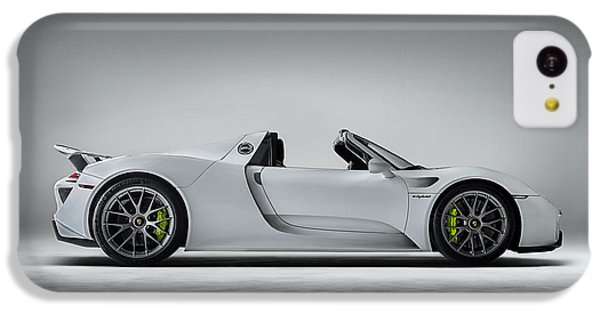 Car iPhone 5c Case - Porsche 918 Spyder by Douglas Pittman