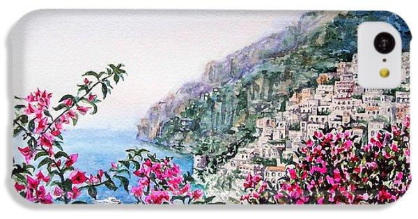 Positano Italy IPhone 5c Case
