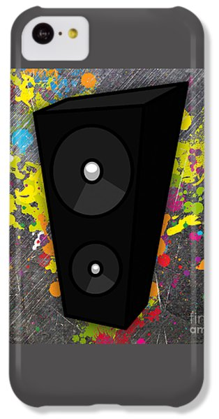 Power Of Music IPhone 5c Case by Marvin Blaine