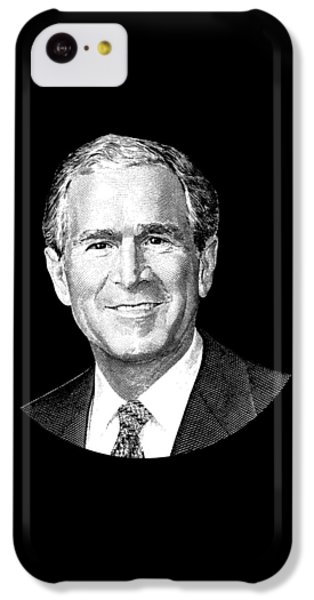 President George W. Bush Graphic IPhone 5c Case