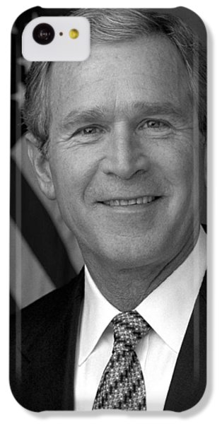 President George W. Bush IPhone 5c Case by War Is Hell Store