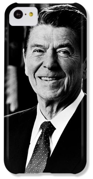 President Ronald Reagan IPhone 5c Case by International  Images