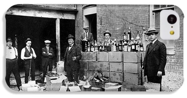 Washington D.c iPhone 5c Case - Prohibition, 1922 by Granger