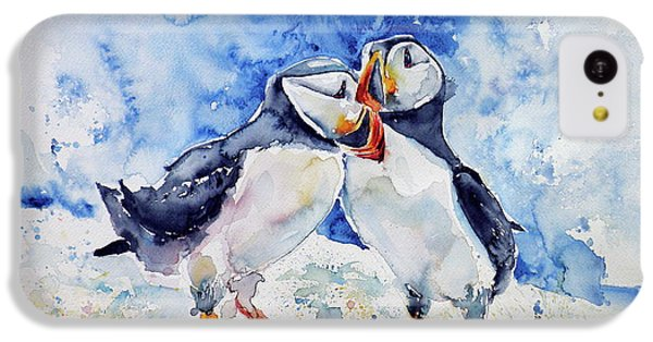 Puffins IPhone 5c Case