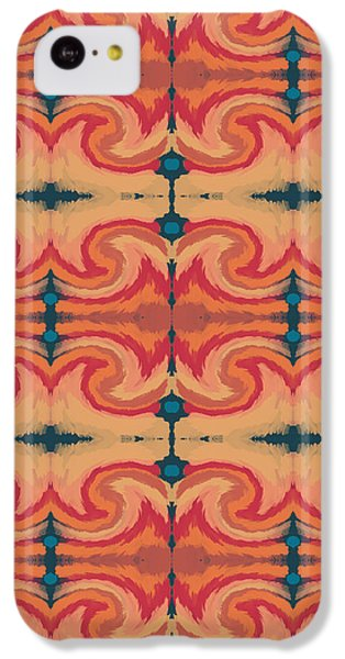 Pumpkin Spice 2- Art By Linda Woods IPhone 5c Case