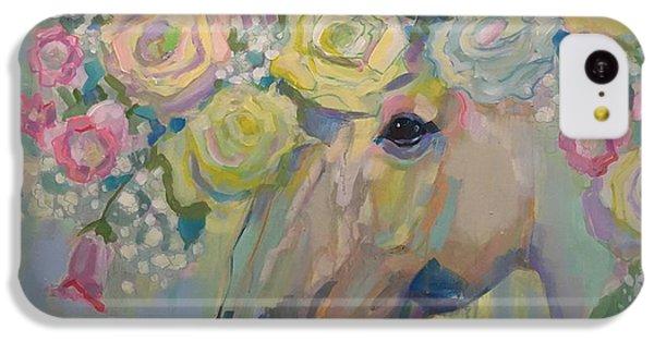 Unicorn iPhone 5c Case - Purity by Kimberly Santini
