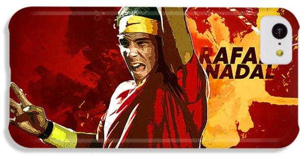 Rafael Nadal IPhone 5c Case