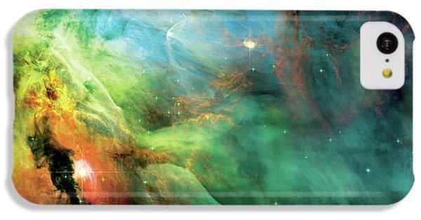 Rainbow Orion Nebula IPhone 5c Case