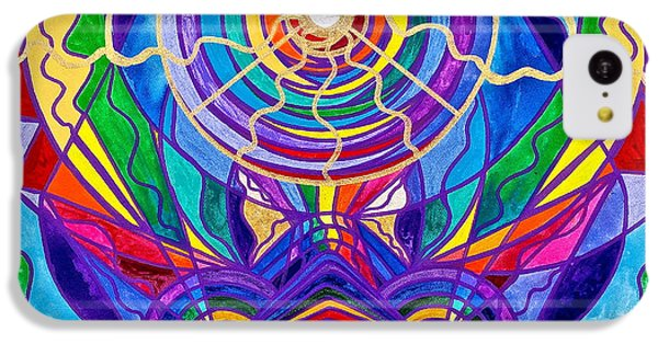 Raise Your Vibration IPhone 5c Case