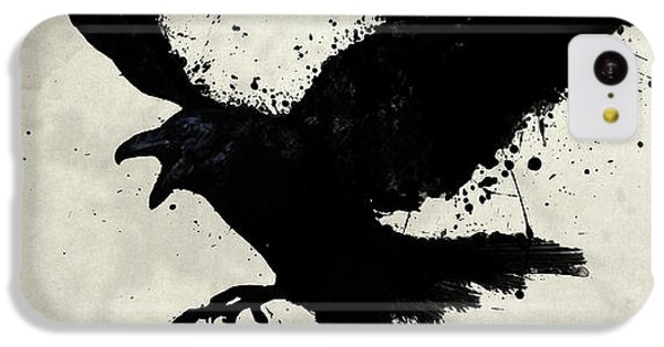 Raven IPhone 5c Case by Nicklas Gustafsson