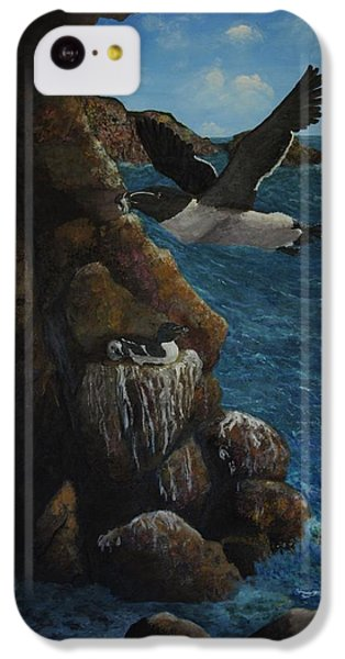Razorbills IPhone 5c Case
