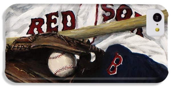 Red Sox Number Nine IPhone 5c Case