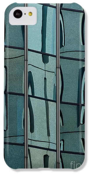 IPhone 5c Case featuring the photograph Reflecting Eagle 1 by Werner Padarin