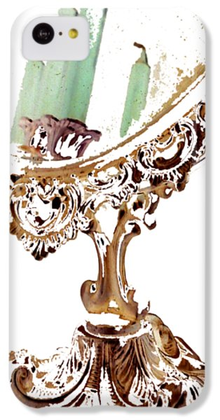iPhone 5c Case - Reflection by Orphelia Aristal