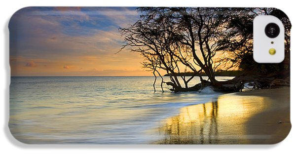 Beach Sunset iPhone 5c Case - Reflections Of Paradise by Mike  Dawson