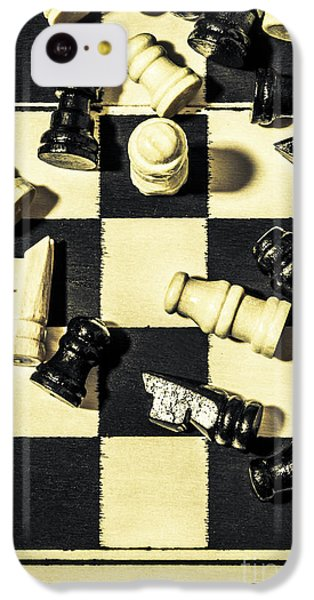 IPhone 5c Case featuring the photograph Reigning Champ by Jorgo Photography - Wall Art Gallery