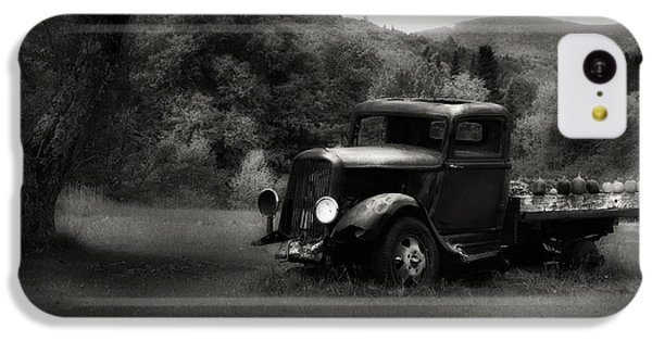 IPhone 5c Case featuring the photograph Relic Truck by Bill Wakeley