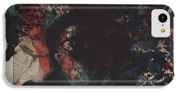 Rhythm And Blues iPhone 5c Case - Remember Me by Paul Lovering
