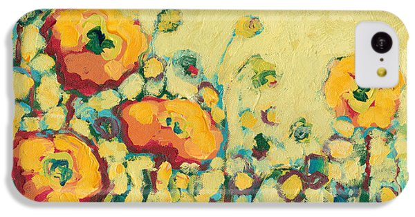 Reminiscing On A Summer Day IPhone 5c Case by Jennifer Lommers