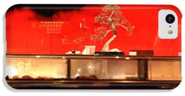iPhone 5c Case - Restaurant by Bike Flower