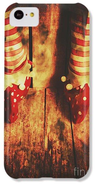 Elf iPhone 5c Case - Retro Elf Toes by Jorgo Photography - Wall Art Gallery