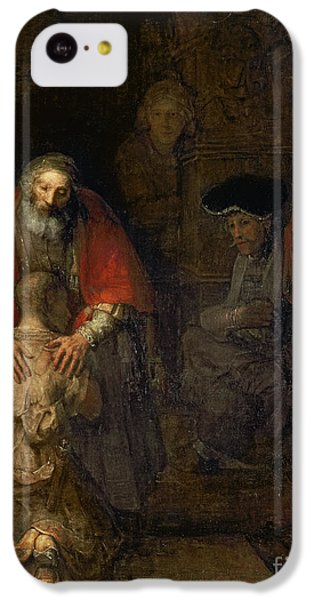 Return Of The Prodigal Son IPhone 5c Case