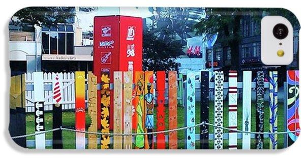 #riga#vecriga #city #pencil #decorative IPhone 5c Case