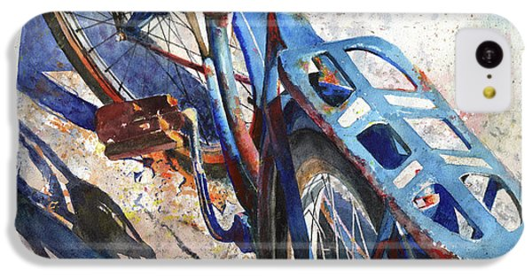 Bicycle iPhone 5c Case - Roadmaster by Andrew King