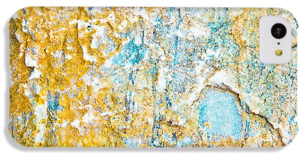 Rock Texture IPhone 5c Case by Tom Gowanlock