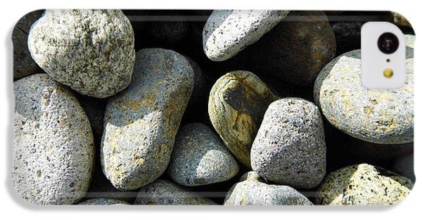 iPhone 5c Case - Rocks by Palzattila