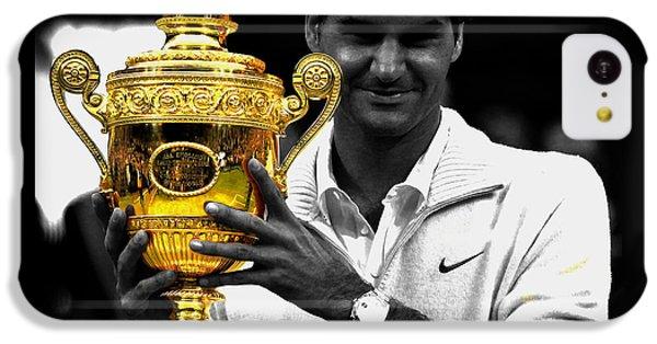 Roger Federer 2a IPhone 5c Case