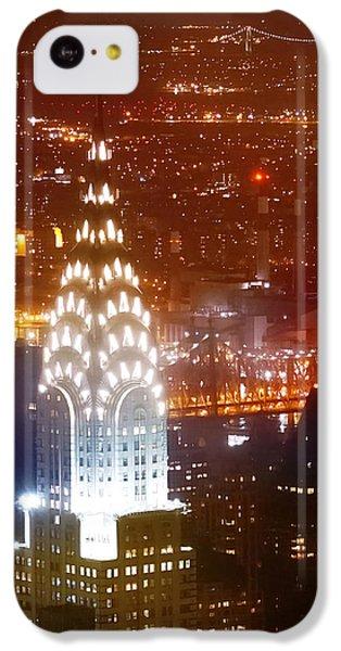 Romantic Manhattan IPhone 5c Case