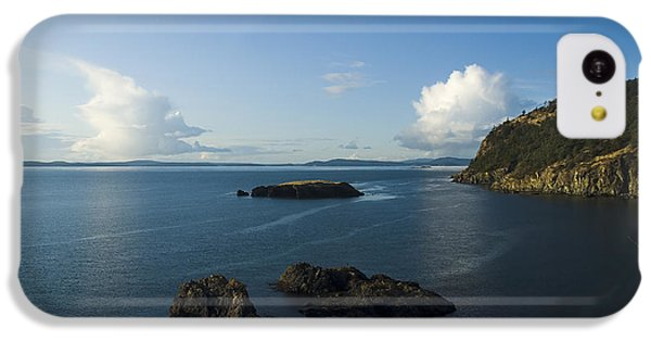 Rosario Strait Near Anacortes IPhone 5c Case