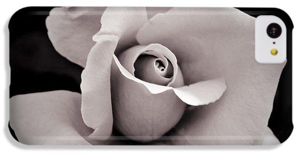 Rose IPhone 5c Case by Hitendra SINKAR