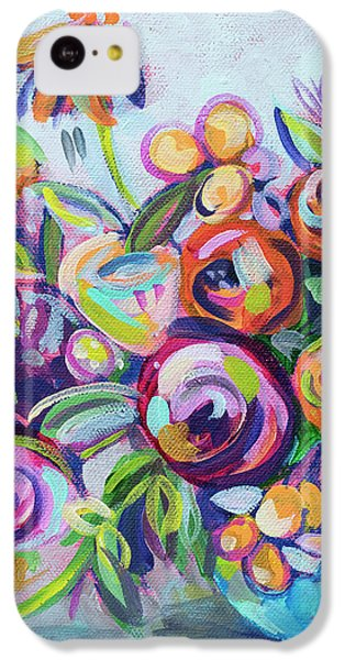 Roses And Kumquats IPhone 5c Case by Kristin Whitney