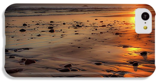 Ruby Beach Sunset IPhone 5c Case