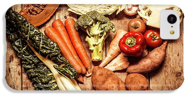 Rustic Style Country Vegetables IPhone 5c Case by Jorgo Photography - Wall Art Gallery