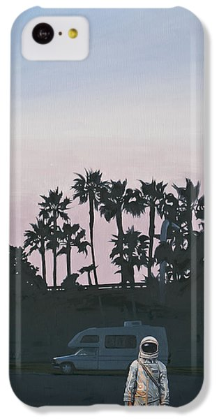 Rv Dusk IPhone 5c Case