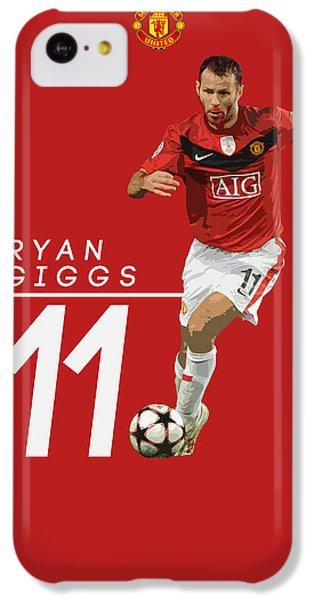 Ryan Giggs IPhone 5c Case
