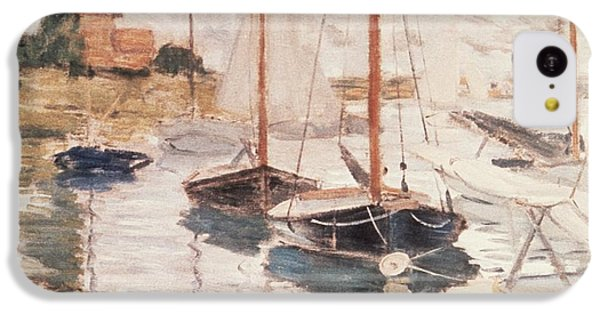 Sailboats On The Seine IPhone 5c Case